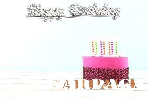 Happy Birthday to You Karpaga