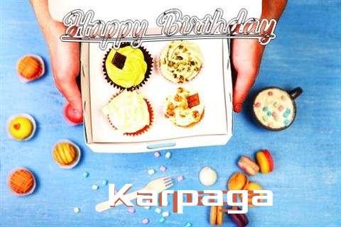 Karpaga Cakes