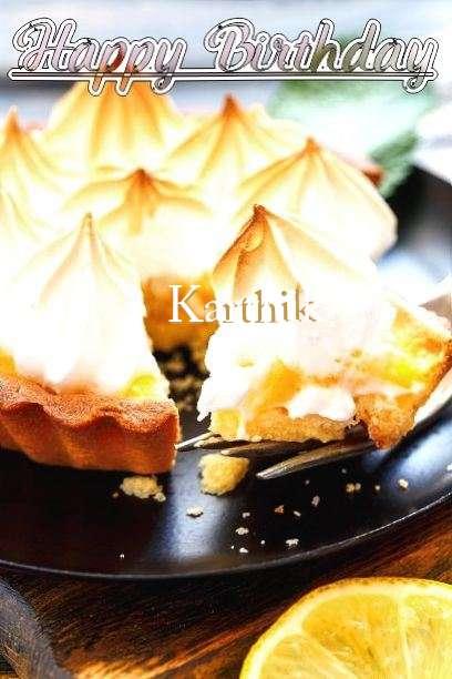 Wish Karthik