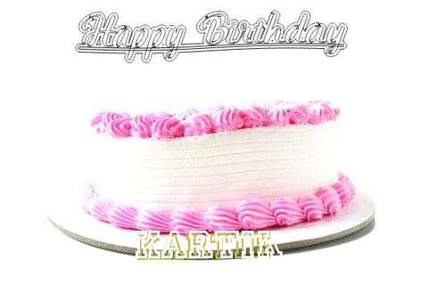 Happy Birthday Wishes for Kartik