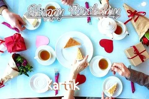 Wish Kartik