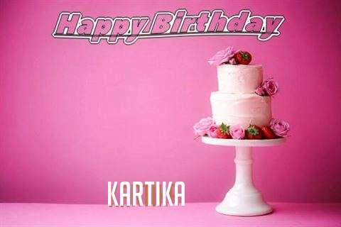 Happy Birthday Wishes for Kartika