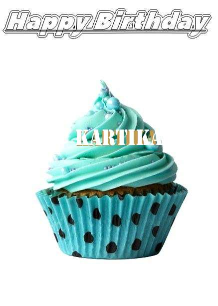 Happy Birthday to You Kartika
