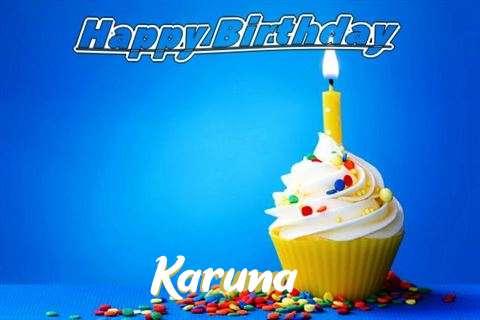 Birthday Images for Karuna