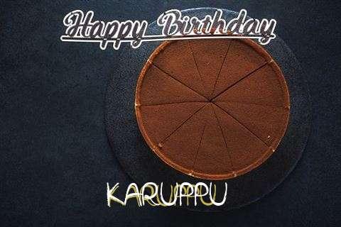 Happy Birthday to You Karuppu
