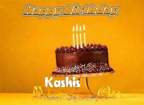 Happy Birthday Kashis