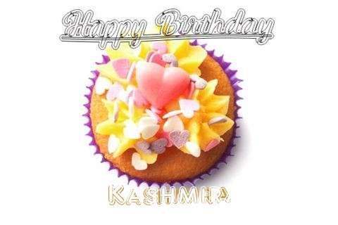 Happy Birthday Kashmira Cake Image