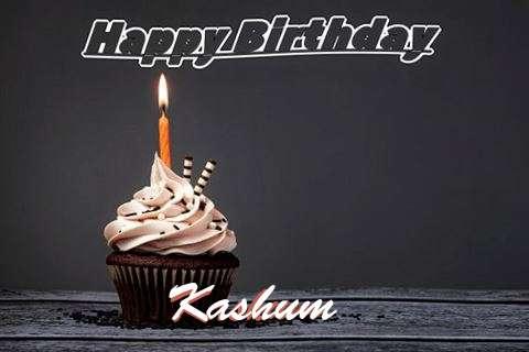 Wish Kashum