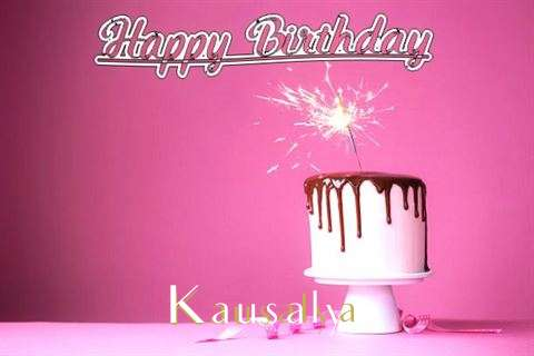 Birthday Images for Kausalya