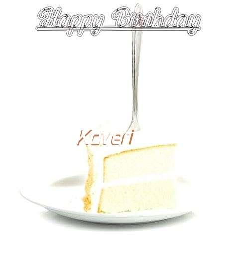 Happy Birthday Wishes for Kaveri