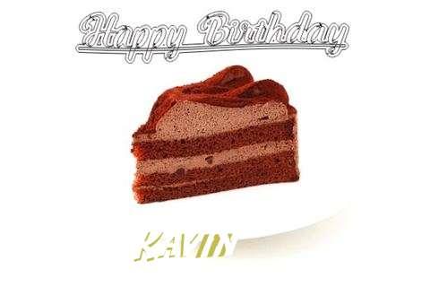 Happy Birthday Wishes for Kavin