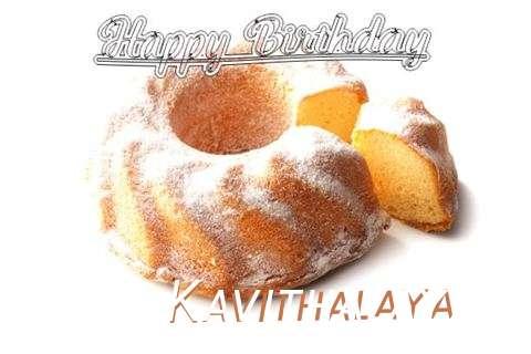 Happy Birthday to You Kavithalaya