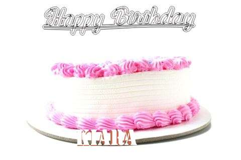 Happy Birthday Wishes for Kiara