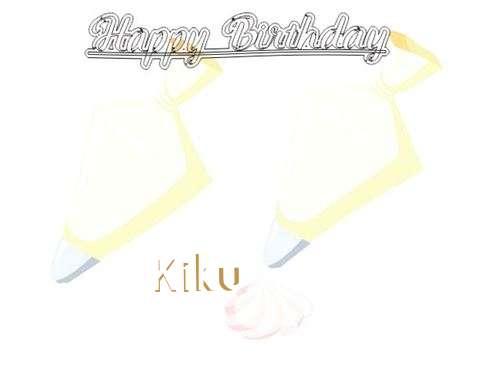 Birthday Wishes with Images of Kiku