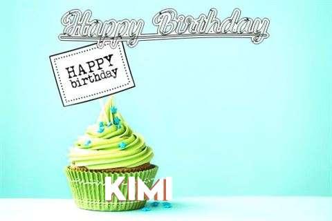 Happy Birthday to You Kimi