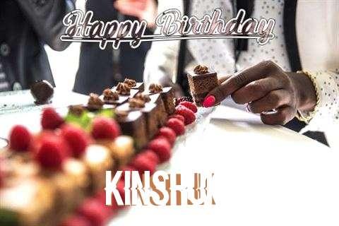 Birthday Images for Kinshuk