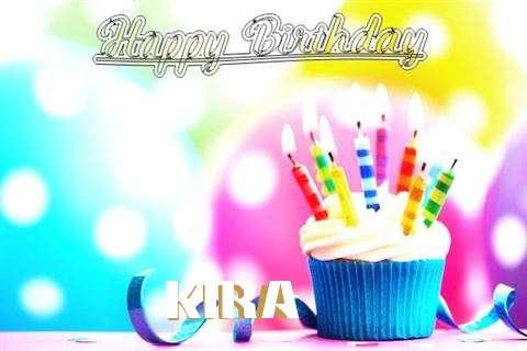 Happy Birthday Kira