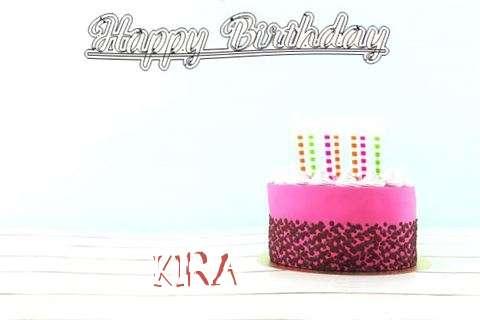 Happy Birthday to You Kira