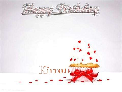 Happy Birthday Kirron