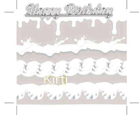 Kirti Birthday Celebration