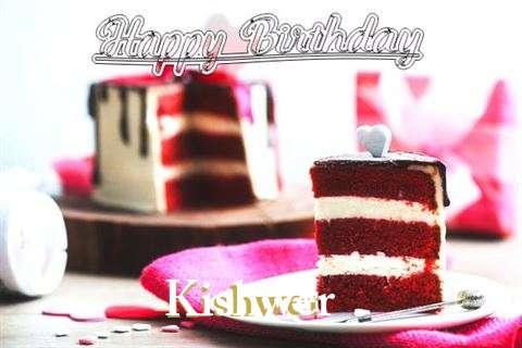 Happy Birthday Wishes for Kishwer
