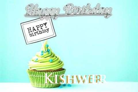Happy Birthday to You Kishwer