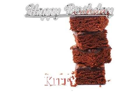 Kitty Birthday Celebration