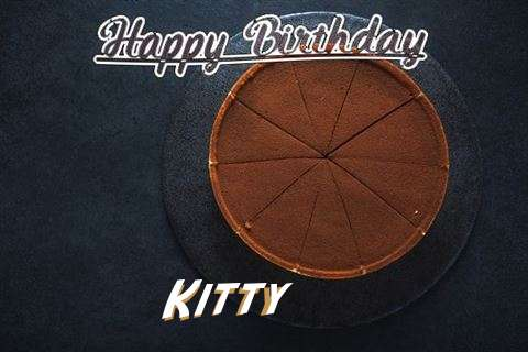 Happy Birthday to You Kitty
