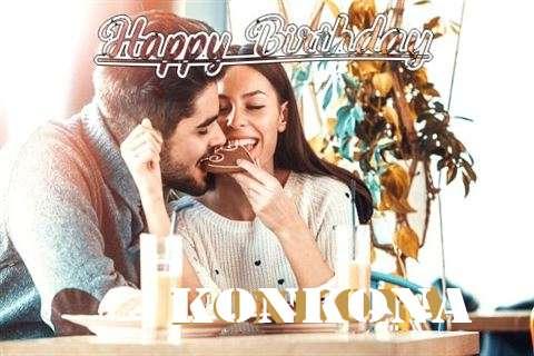 Birthday Wishes with Images of Konkona