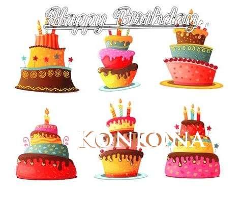 Happy Birthday to You Konkona