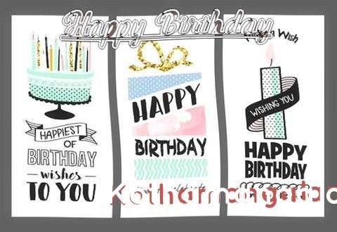 Happy Birthday to You Kothamangalam