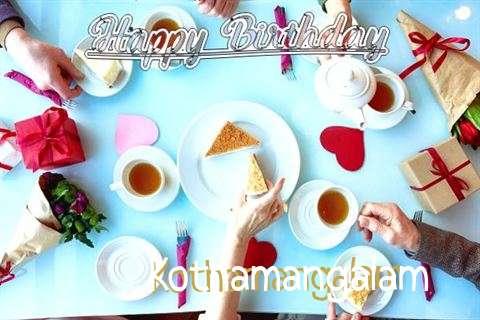 Wish Kothamangalam
