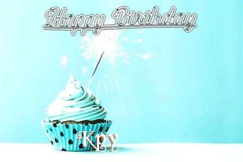 Happy Birthday Cake for Kpy