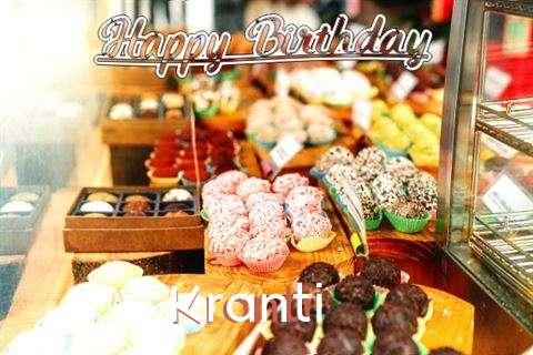 Happy Birthday Kranti