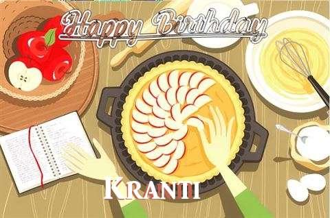 Kranti Birthday Celebration