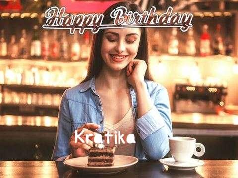 Birthday Images for Kratika