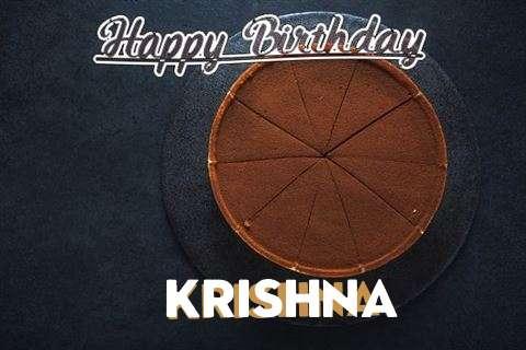 Happy Birthday to You Krishna