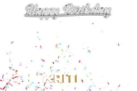 Happy Birthday to You Kriti