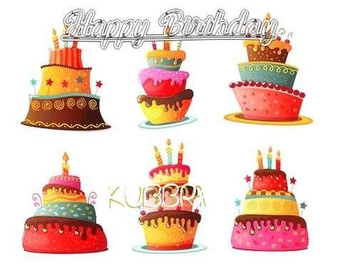 Happy Birthday to You Kubbra