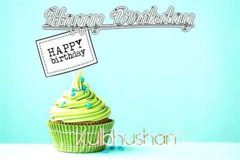 Happy Birthday to You Kulbhushan