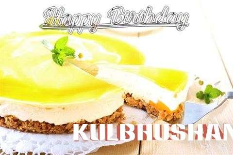 Wish Kulbhushan