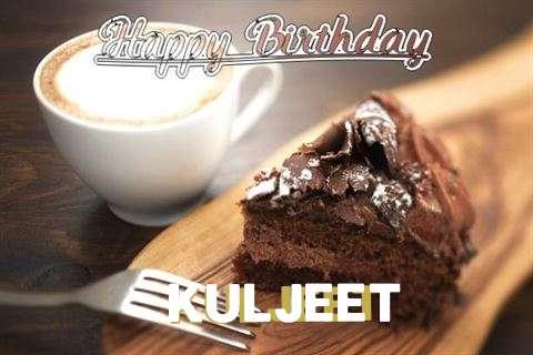Birthday Images for Kuljeet