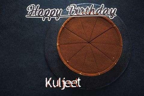 Happy Birthday to You Kuljeet
