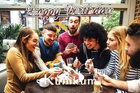 Birthday Wishes with Images of Kumkum