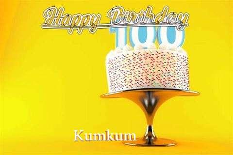 Happy Birthday Wishes for Kumkum