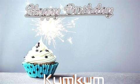 Happy Birthday to You Kumkum
