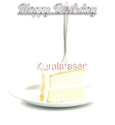 Happy Birthday Wishes for Kuralarasan
