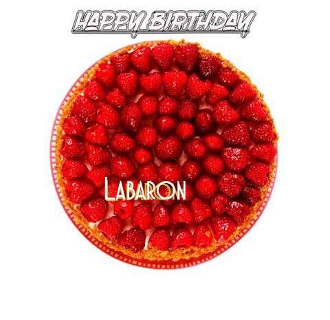 Happy Birthday to You Labaron