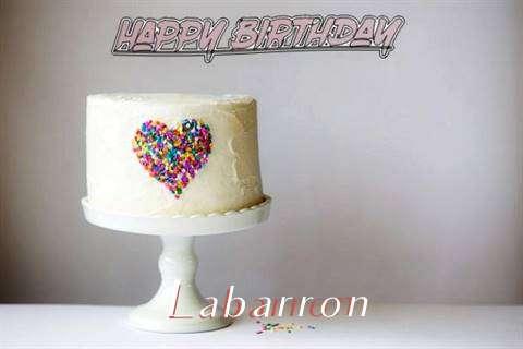 Labarron Cakes