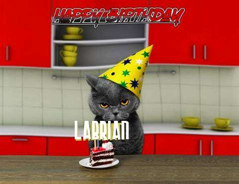 Happy Birthday Labrian
